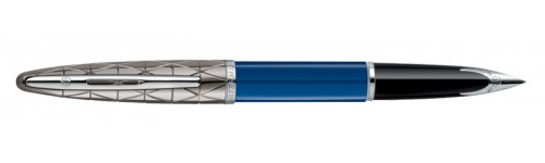Waterman Caréne Contemporary Blue Obsession.