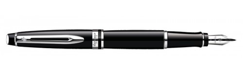 Waterman Expert Black Lacquer CT