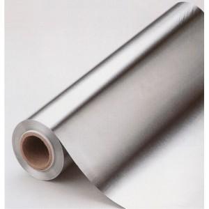 Alu fólie 30 cm x 120 m, 9 µm [4 ks]