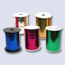 Stuha balící cívka metál 0. 5cm/250m mix