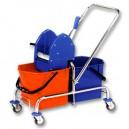 Úklidový vozík 2x17 základní