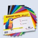 Náčrtník A4 MIX 5x12 barev 80g. 60 listů