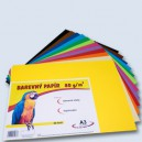 Náčrtník A3 MIX 5x12 barev 80g. 60 listů