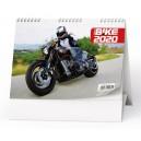 BSF8 Motorbike Stolní kalendář 2020