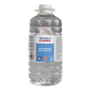 Dezinfekční gel na ruce 3l