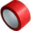 Lepící páska červená 66mx48 mm [1 ks]
