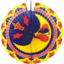 Lampión diskový MĚSÍC (pr. 33 cm) 1 ks