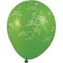 "Nafukovací balónky Happy Birthday ""L"" [100ks]"