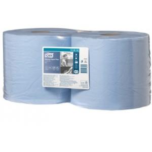 Tork papírová utěrka Plus W1/W2 - malá role (modrá) (130052)