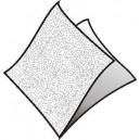 Ubrousky 1-vrstvé 30 x 30 cm bílé (70 ks)
