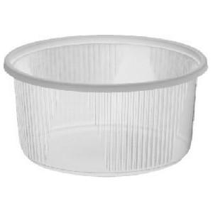 Miska kulatá průhledná 250 ml (PP) [1 ks]
