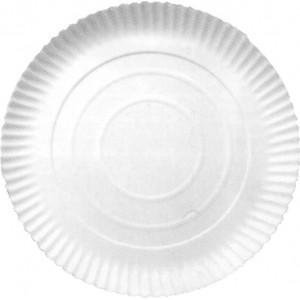 Papírové talíře hluboké 29 cm [1 ks]
