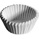 Cukrářské košíčky bílé 55 x 30 mm [1000 ks]