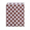 Papírové sáčky KARO 14 x 19 cm [1 ks]