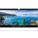 BND3 Nástěnný kalendář - Panorama 2019
