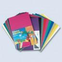 Hobby papír vlna E 245x345mm mix barev 10ks