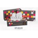Kapesníčky v krabičce ASTRA 2-vrstvé / 100ks