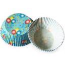 Cukrářské košíčky balónky 50x30 mm [40 ks]