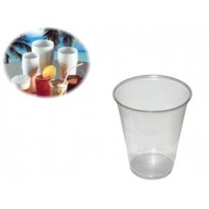 Plastový kelímek WIMEX průhledný 0,2 l (PP)  [1 ks]