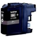 Inkoustová cartridge BROTHER LC123BK kompatibilní černá