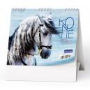 BSL8 Stolní kalendář - IDEÁL - Koně 2020